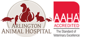 Vet in Arlington | Arlington Animal Hospital Logo